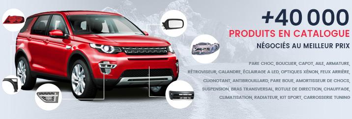 Catalogue Pieces automobile